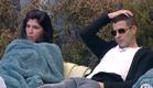 שרון וג'ודי בשיחת חצר (צילום: האח הגדול 24/7)