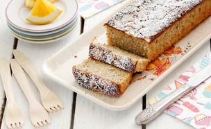 עוגת תפוזים וקינמון (צילום: נטלי לוין ,אוכל טוב)