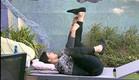 ג'ודי מתעמלת (צילום: האח הגדול 24/7)