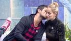 דן מנשק את אורנה  (צילום: האח הגדול 24/7)