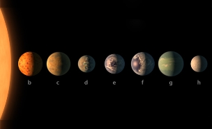 מים בכוכבים במרחק 40 שנות אור? (צילום: נאסא)
