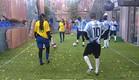הדיירים משחקים במשימת הכדורגל (צילום: האח הגדול 24/7)