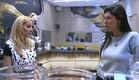 ג'ודי ואורנה משוחחות  (צילום: האח הגדול 24/7)