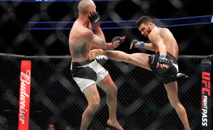UFC 209 (צילום: Gettyimages IL ,getty images)