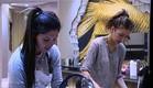 שני וג'ודי שוטפות כלים (צילום: האח הגדול 24/7)