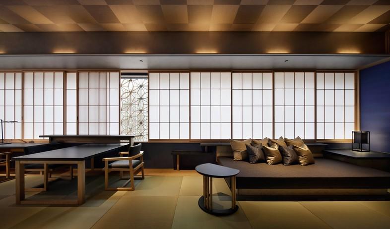 בתי מלון אסיה 2017 (2) (צילום: Hoshinoya Tokyo)