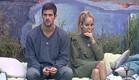 דן ואורנה מדברים בפינת עישון (צילום: האח הגדול 24/7)