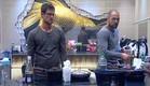 דן ואביחי במטבח (צילום: האח הגדול 24/7)