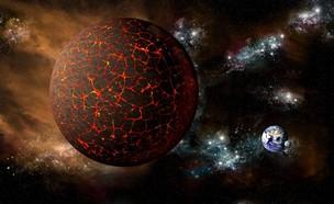 כוכב סורר (צילום: ESO)