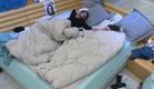 עומר ושני במיטה (צילום: האח הגדול 24/7)