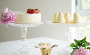 מתנות נועה, מעמד לעוגה (2) (צילום: נועה קליין)