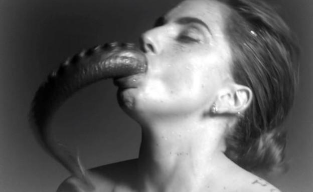 על אחריותכם: זה באמת הכי מגעיל של ליידי גאגא