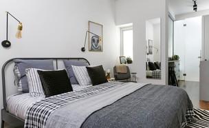 לי אולשה  (8), חדר שינה (צילום: שירן כרמל)