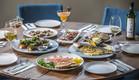תפריט האוכל של פרימיטבו (צילום: אפיק גבאי ,יחסי ציבור)
