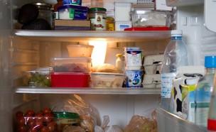 """המקרר של עידית (צילום: עידית נרקיס כ""""ץ ,אוכל טוב)"""