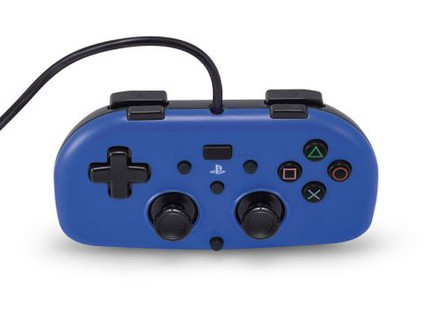 PlayStation 4 Mini Wired Gamepad (צילום: יחסי ציבור)