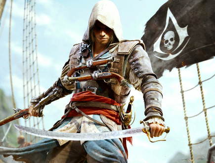 המשחק Assassin's Creed IV: Black Flag (יח``צ: יחסי ציבור)