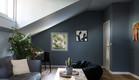 בית בהרצליה, עיצוב אורית דרום, חדר משפחה (26) (צילום: שירן כרמל)