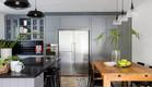 בית בהרצליה, עיצוב אורית דרום, מטבח (צילום: שירן כרמל)