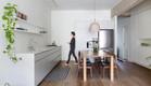 דירה בנורדאו, עיצוב מיכל גלברט דורון, מטבח - 8 (צילום: שירן כרמל)