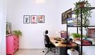 דירה בחיפה, עיצוב נעמה אתדגי, חדר עבודה - 19 (צילום: יונתן תמיר)