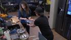 סיגל והודיה משתפות פעולה (צילום: מתוך