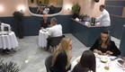 התושבים בארוחת שף של חיים כהן (צילום: מתוך
