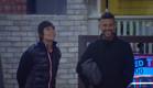 סיגל ומיכאל צוחקים (צילום: מתוך