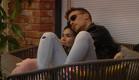 דומיניק ומנואל מתחבקים  (צילום: מתוך
