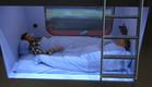 סמי ודודו מתכוננים לשינה  (צילום: מתוך