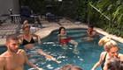 כולם בבריכה (צילום: מתוך