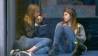 רומי והודיה בשיחה (צילום: מתוך
