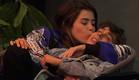 הודיה מנשקת את סיגל (צילום: מתוך