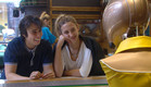 סיגל ורומי מדברות עם גולדי (צילום: מתוך