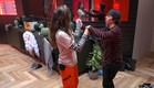 הודיה וסיגל רוקדות (צילום: מתוך
