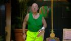 ג'ו משחק מטקות (צילום: מתוך