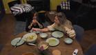 נטע ולימור אוכלות (צילום: 2025, קשת 12)