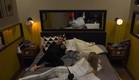 נטע ודודו מדברים במיטה (צילום: 2025, קשת 12)