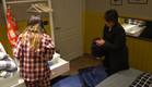 סיגל והודיה אורזות את המזוודות (צילום: מתוך