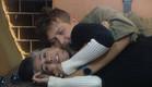 דניאל ולימור מתכרבלים (צילום: מתוך