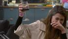 היין משפיע על הודיה (צילום: מתוך