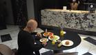 ג'ו אוכל ארוחת בוקר (צילום: 2025, שידורי קשת)