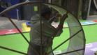 דניאל במשימת הגלגל הענק (צילום: מתוך