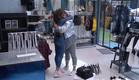 עדן פינס ודניאל מתחבקים (צילום: מתוך