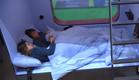 סיגל והודיה במיטה (צילום: מתוך