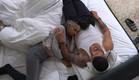 לימור ודודו במיטה (צילום: 2025, קשת 12)