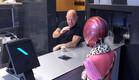 גו' ופינק משוחחים (צילום: 2025, קשת 12)
