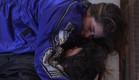 סיגל והודיה מחובקות (צילום: מתוך