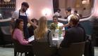 התושבים בארוחת שף אחרונה (צילום: מתוך