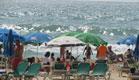 חוף ראשון לציון (צילום: דני קמושביץ', חדשות)